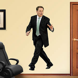 Tom Izzo Fathead Wall Decal