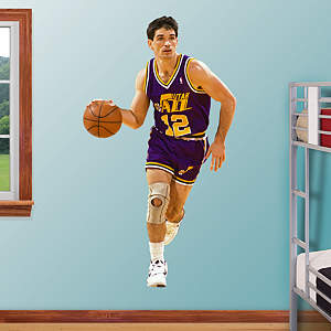 John Stockton Fathead Wall Decal