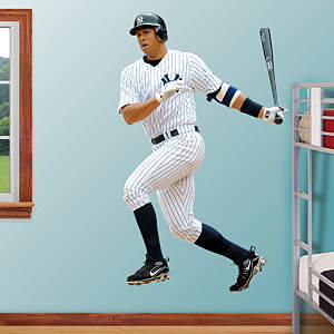 Alex Rodriguez - A-Rod Fathead Wall Decal