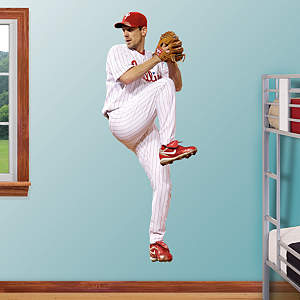 Cliff Lee Fathead Wall Decal
