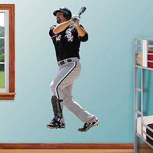 Paul Konerko Fathead Wall Decal