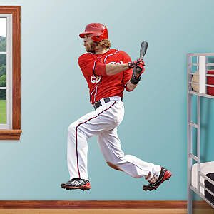Jayson Werth Fathead Wall Decal