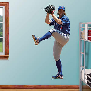 R.A. Dickey Fathead Wall Decal