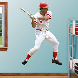 Johnny Bench Fathead Wall Decal