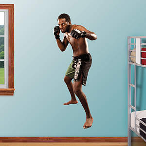 Jon Jones Fathead Wall Decal