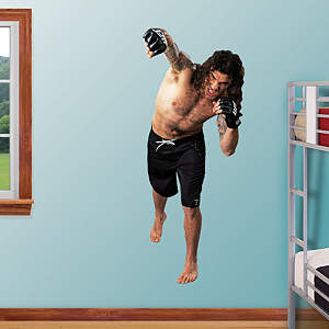 Clay Guida Fathead Wall Decal