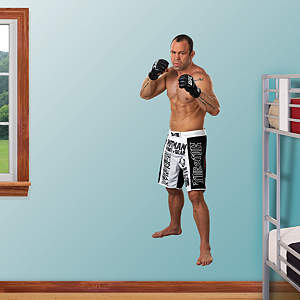 Wanderlei Silva Fathead Wall Decal