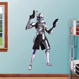Rex - Clone Wars Fathead Wall Decal