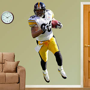 Hines Ward Fathead Wall Decal
