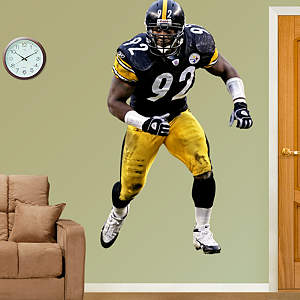 James Harrison Fathead Wall Decal