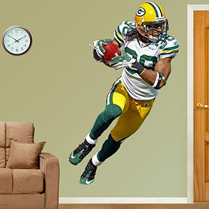 Tramon Williams Fathead Wall Decal