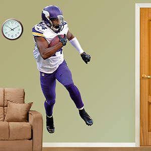 Cordarrelle Patterson Fathead Wall Decal