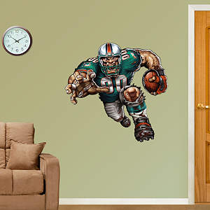 Dangerous Dolphin Fathead Wall Decal