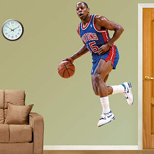 Vinnie Johnson Fathead Wall Decal