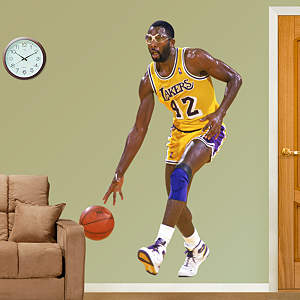 James Worthy Fathead Wall Decal