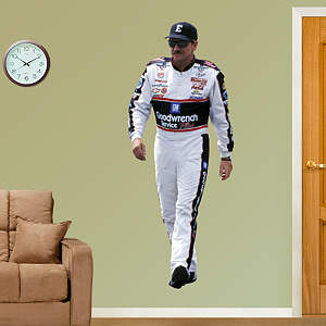 Dale Earnhardt  Driver Fathead Wall Decal