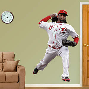 Johnny Cueto Fathead Wall Decal