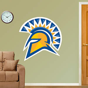 San Jose State Spartans Logo Fathead Wall Decal