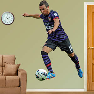Santi Cazorla Fathead Wall Decal