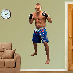 Chuck Liddell Fathead Wall Decal