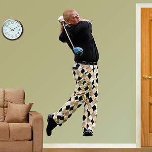 John Daly - Grip it & Rip it  Fathead Wall Decal