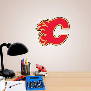 Calgary Flames Teammate Fathead Decal
