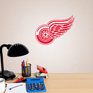 Detroit Red Wings Teammate Fathead Decal
