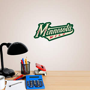Minnesota Wild - Alternate Teammate Fathead Decal