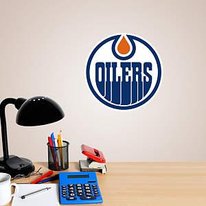 Edmonton Oilers Teammate Fathead Decal