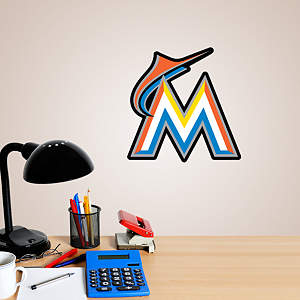 Miami Marlins Teammate Fathead Decal