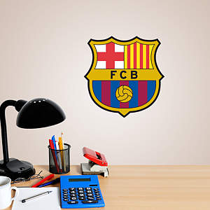 FCBarcelona Crest Teammate Fathead Decal