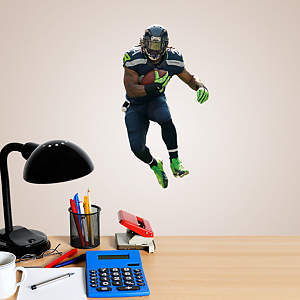 Marshawn Lynch Teammate Fathead Decal