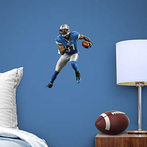 Calvin Johnson Jr. Teammate Fathead Decal