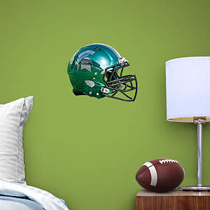 Michigan State Spartans Chrome Helmet Teammate Fathead Decal