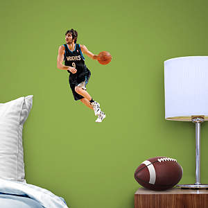 Ricky Rubio Teammate Fathead Decal