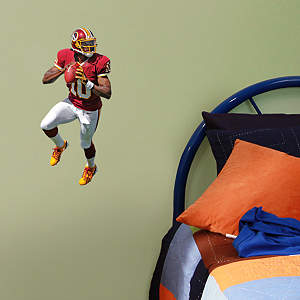 Robert Griffin III Teammate Fathead Decal