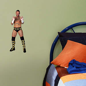 CM Punk Teammate Wall Decal