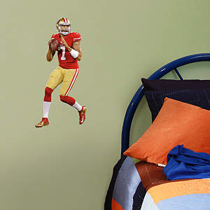 Colin Kaepernick Teammate Fathead Decal