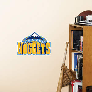 Denver Nuggets Teammate Fathead Decal