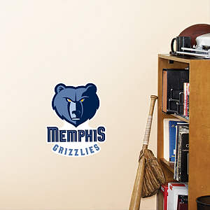 Memphis Grizzlies Teammate Fathead Decal