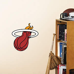 Miami Heat Teammate Fathead Decal