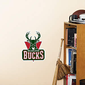 Milwaukee Bucks Teammate Fathead Decal