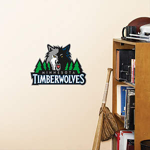 Minnesota Timberwolves Teammate Fathead Decal
