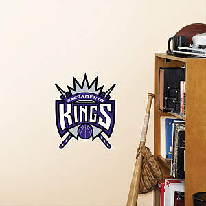 Sacramento Kings Teammate Fathead Decal
