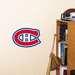 Montreal Canadiens Teammate Fathead Decal