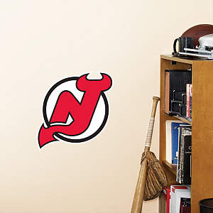New Jersey Devils Teammate Fathead Decal
