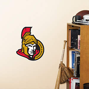 Ottawa Senators Teammate Fathead Decal