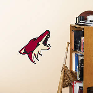 Phoenix Coyotes Teammate Fathead Decal