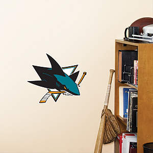 San Jose Sharks Teammate Fathead Decal