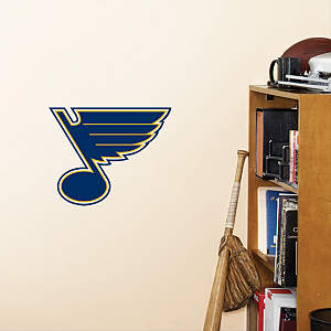 St. Louis Blues Teammate Fathead Decal